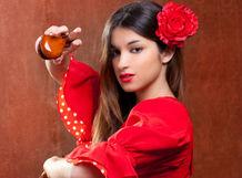 ������� �Una noche de FLAMENCO� Santiago de Fuentes, Katerina Che Malaguilla, El Glepe 01.03.2015 ����-���� �������������� ������