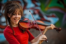 ������� Lindsey Stirling 02 ������� 2014 ���� �2 �����-���������