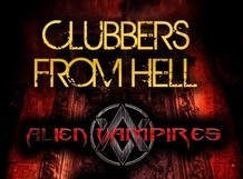 ������� Alien Vampires - Clubbers from Hell 01.11.2014 ���� Rock House ������
