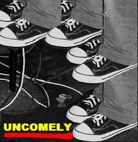 Uncomely