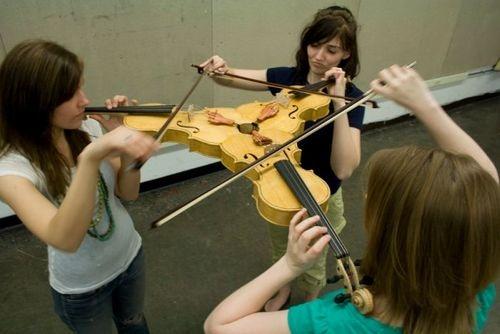 Модный музыкальный инструмент