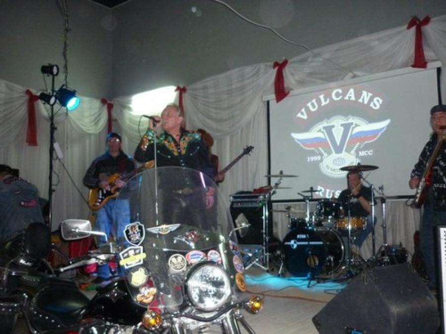 байкерский клуб вулкан трабл
