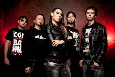 Премьера концертного видеоклипа группы Louna