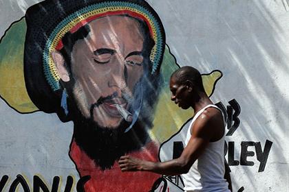 Боб Марли станет лицом первого официального бренда марихуаны
