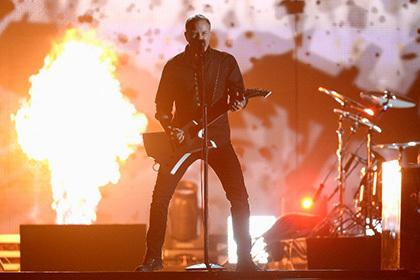 Metallica выступит для поклонников Warcraft и Starcraft