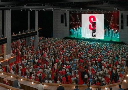 От разработчиков Бункера, Б2, Б1: Stadium.Live - свежая концертно-зрелищная площадка, равных которой нет.